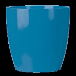 Supremo Kunststoffgefäß Rund in verschiedenen Größen und Farben