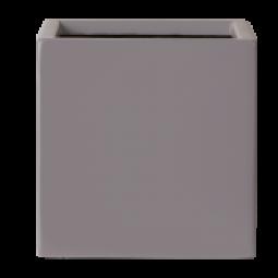 Largo Rechteckgefäß aus Kunststoff in verschiedenen Größen und Farben