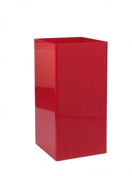 Prestige Kunststoffgefäß 40x40x75cm in versch. Lackarten und Farben lieferbar