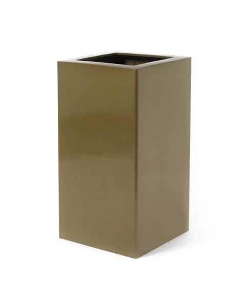 Prestige Plus Kunststoffgefäß komplett Set 40x40x75cm in versch. Lackarten und Farben lieferbar